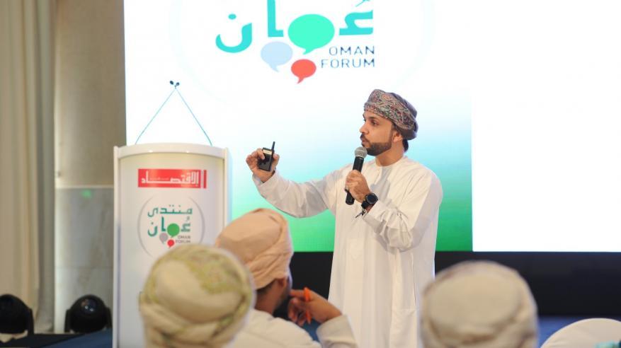 تكاتف تنظم ورشة حول الكفاءات في المؤسسات الصغيرة والمتوسطة بمنتدى عُمان