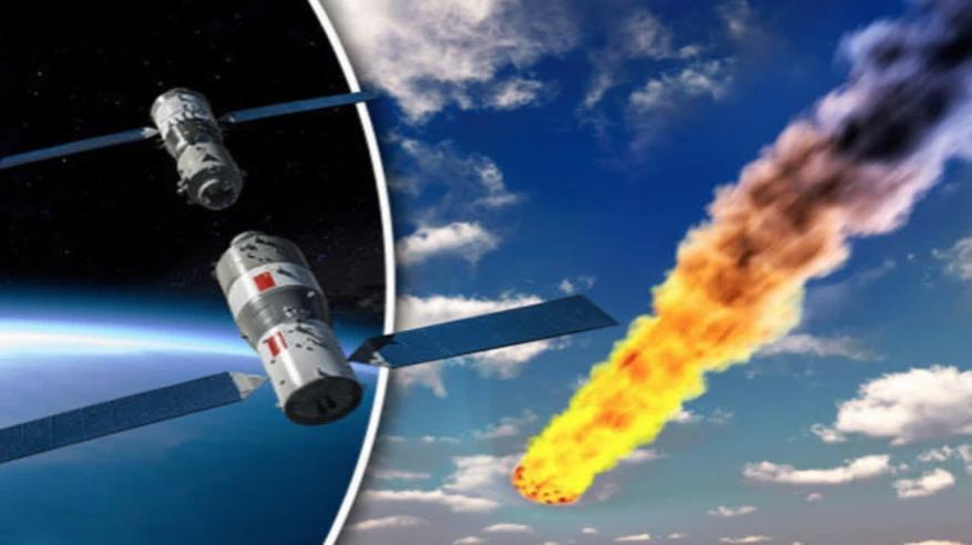 تحطم محطة الفضاء الصينية فوق المحيط الهادي