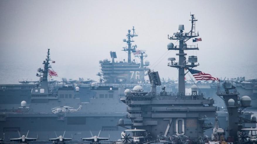 روسيا تطالب أمريكا بوقف الأنشطة العسكرية في شبه الجزيرة الكورية فوراً
