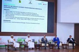 """""""مؤتمر النفط الثقيل"""" يرسم خارطة الطريق لمستقبل التكامل بين الطاقة التقليدية و""""المتجددة"""""""
