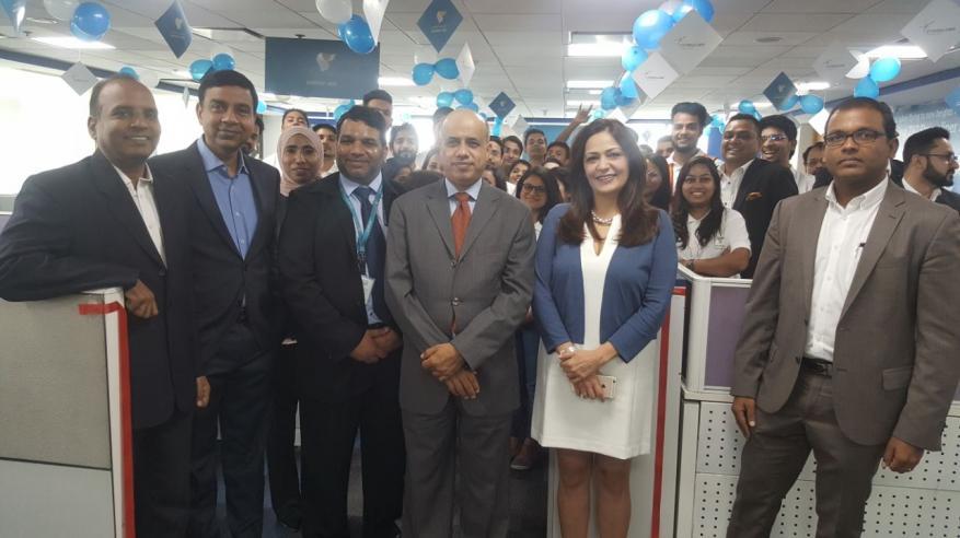 مركز اتصالات جديد للطيران العُماني في الهند