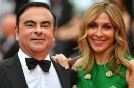 القضاء يشترط التفرقة بين كارلوس غصن وزوجته