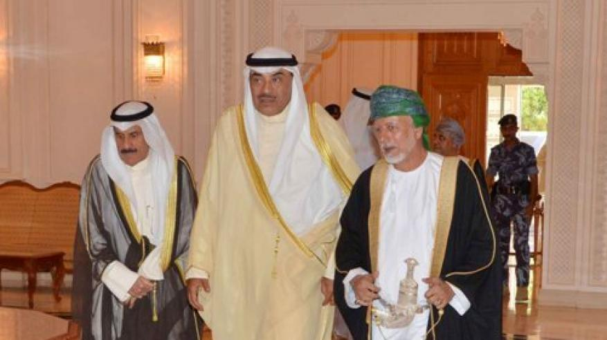 مغادرة النائب الأول لرئيس مجلس الوزراء ووزير الخارجية الكويتي 1