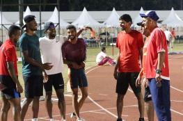 منتخبنا للهوكي يتأهب لماليزيا.. والسعدي والسيفي على خط الانطلاق لسباق 200 متر