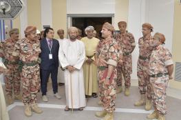 بدر بن سعود يتابع مشروع توسعة مستشفى القوات المسلحة
