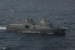 """البحرية السلطانية العمانية تختتم التمرين البحري المشترك """"خنجر حاد"""""""