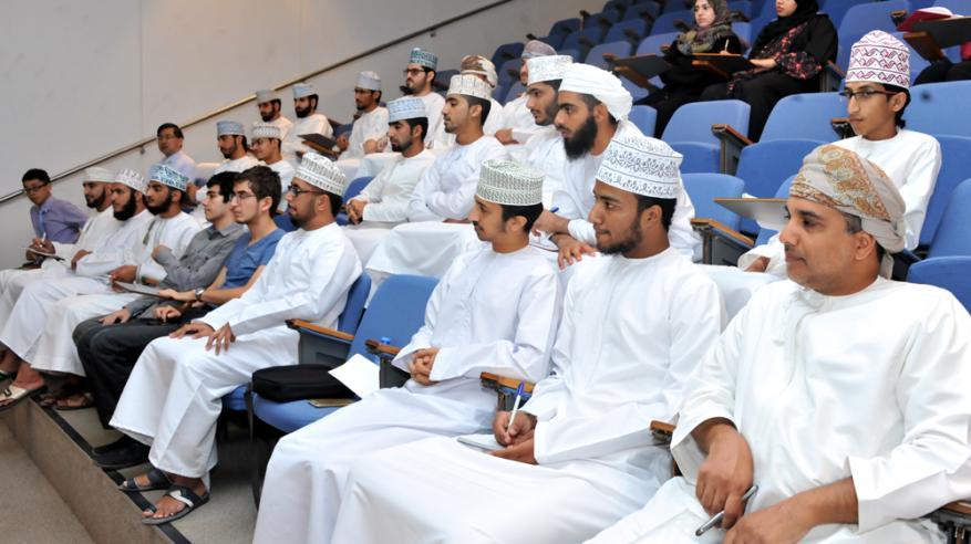 مركز التعلم الذاتي بجامعة السلطان قابوس يختتم النسخة الثالثة من حلقة الطاقة الشمسية