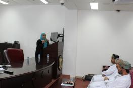 4 أوراق بحثية في حلقة منجزات التاريخ العماني بجامعة السلطان قابوس