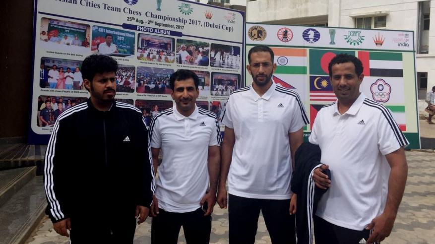 منتخب مسقط للشطرنج يفوز على مدينة بهوبانسوار كيس في البطولة الآسيوية