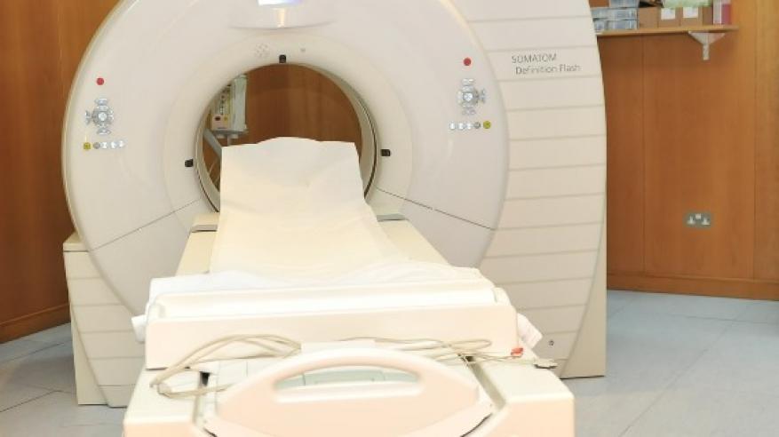 جهاز الآشعة المقطعية
