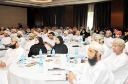 """تسليط الضوء على تجربتي نجاح اثنين من المستفيدين من تمويل """"الرفد"""" في ثاني جلسات منتدى عمان للموارد البشرية"""