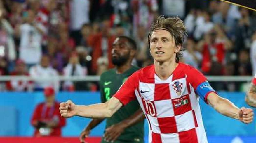 كرواتيا تتصدر مجموعتها بعد الفوز على نيجيريا بهدفين دون رد