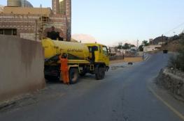 أهالي العوابي وقرى وادي بني خروص يتطلعون إلى دعم إمدادات المياه