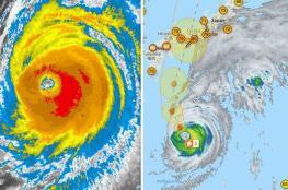 بالفيديو..اليابان تصدر تحذيرات من الإعصار جيبي..الأقوى منذ ربع قرن