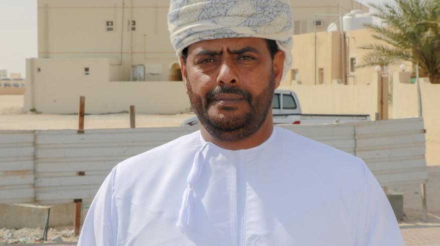 سعيد ناصر الحرسوسي عضو المجلس البلدي