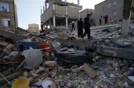 مقتل 6 وإصابة العشرات إثر هزة أرضية قوية بإيران