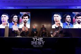 رسميا.. صلاح ينافس رونالدو ومودريتش على جائزة أفضل لاعب