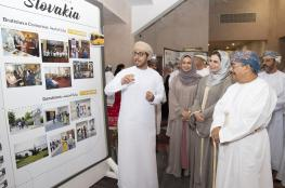 تكريم 519 من الطلبة المجيدين علمياً في جامعة السلطان قابوس