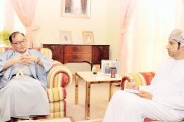 """السفير الياباني لـ""""الرؤية"""": علاقات متينة بين عُمان واليابان بفضل حكمة القيادتين.. ووفد رفيع المستوى لاستكشاف فرص الاستثمار"""