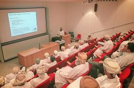 التعريف بأدوار مراكز البيانات في جامعة السلطان قابوس