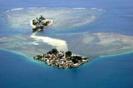 جزيرة هندية تختفي تدريجيا وسكانها يخافون البقاء عليها