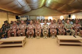 """القيادة المشتركة الموحدة تفعل المهام والأدوار العملياتية ضمن """"السيف السريع 3"""""""