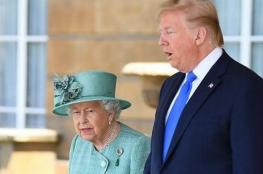 """""""مروحيات ترامب"""" تثير غضب ملكة بريطانيا"""
