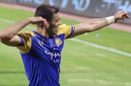لاعب عربي يتفوق على ليفاندوفسكي وميسي ورونالدو بتسجيل الأهداف في 2019