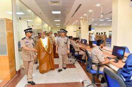 """""""الشرطة"""" تحتفل بافتتاح المبنى الجديد لمركز الخوض.. والمقر السابق يؤول لشرطة المعبيلة"""