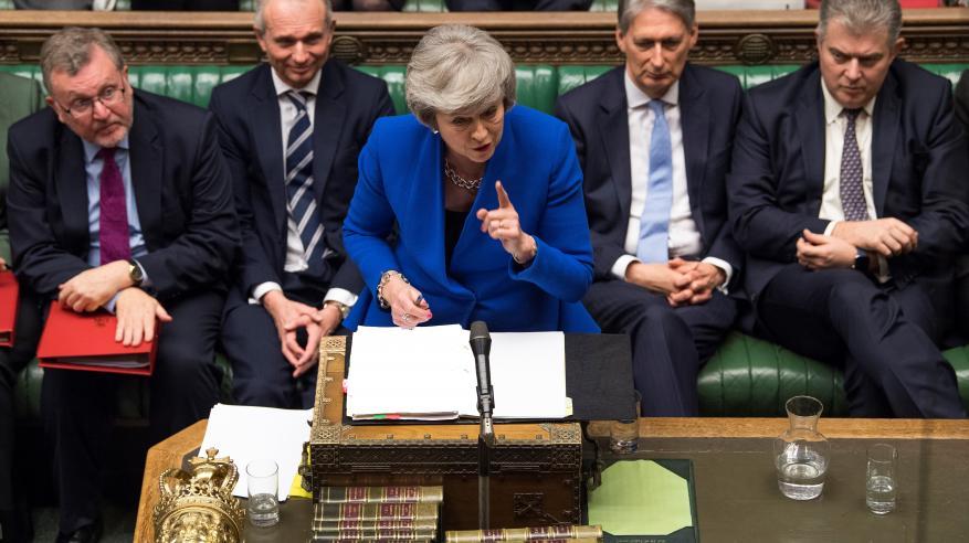 """""""طلاق"""" بريطانيا من الاتحاد الأوروبي """"غير بائن"""".. الاحتمالات تفتح أبوابها"""