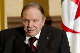 قرار جديد من بوتفليقة سعيا للفوز بفترة رئاسية خامسة