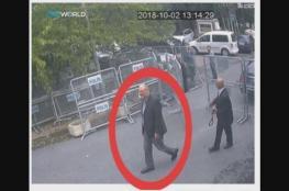 بالفيديو والصور..  قناة تركية تنشر اللحظات الأخيرة قبل مقتل خاشقجي