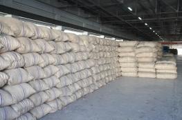 استلام 1600 طن من البسور للعام 2016 بقيمة تتجاوز 567 ألف ريال