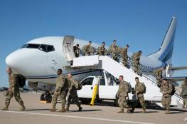 5000 جندي أمريكي إلى الحدود المكسيكية