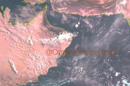 تدفق السحب على معظم محافظات السلطنة.. وأعلى درجة حرارة عند 49