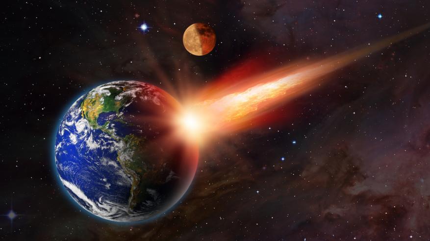 كويكب طاقته 80 ألف ضعف قنبلة نووية يقترب من الأرض
