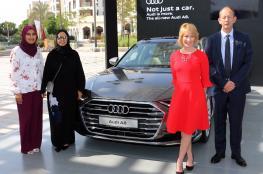 """""""أودي عمان"""" تستعرض أبرز طرازاتها في """"الموج مسقط"""""""
