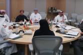 """""""الشؤون القانونية"""" تشارك في اجتماع إدارات التشريع لدول التعاون الخليجي"""