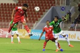 منتخبنا يفوز على بنجلاديش برباعية مقابل هدف