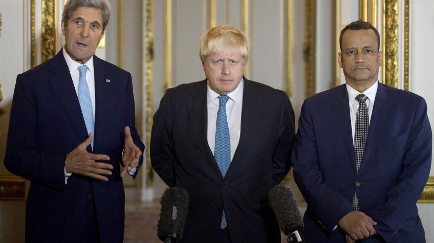 أمريكا وبريطانيا تطالبان بوقف إطلاق النَّار فورا في اليمن