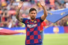 """برشلونة يخطط لـ""""احتكار ميسي"""" مدى الحياة"""