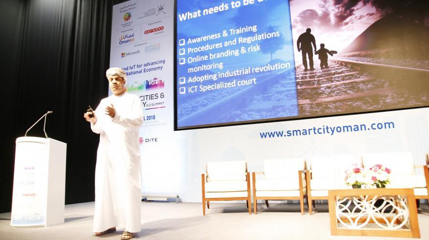 أوراق عمل عن إنترنت الأشياء في ختام مؤتمر المدن الذكية والثورة الصناعية الرابعة