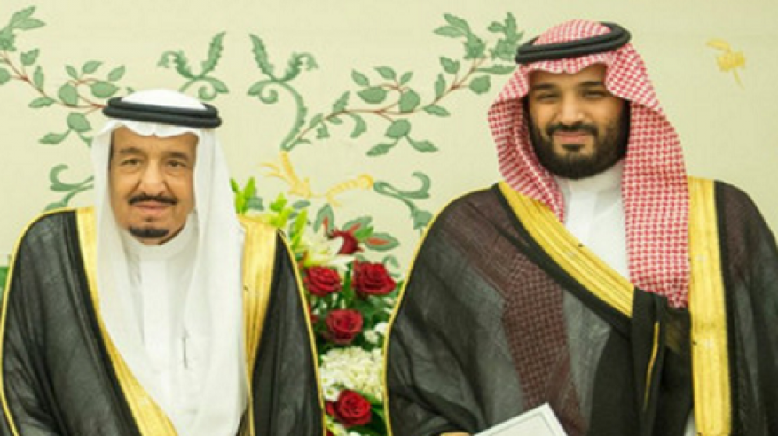 ولي عهد السعودية يدير شؤون المملكة في غياب الملك