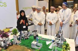 فريق الروبوت: الفوز بالمركز الرابع لجائزة الرؤية لمبادرات الشباب ثمرة الجهد الجماعي