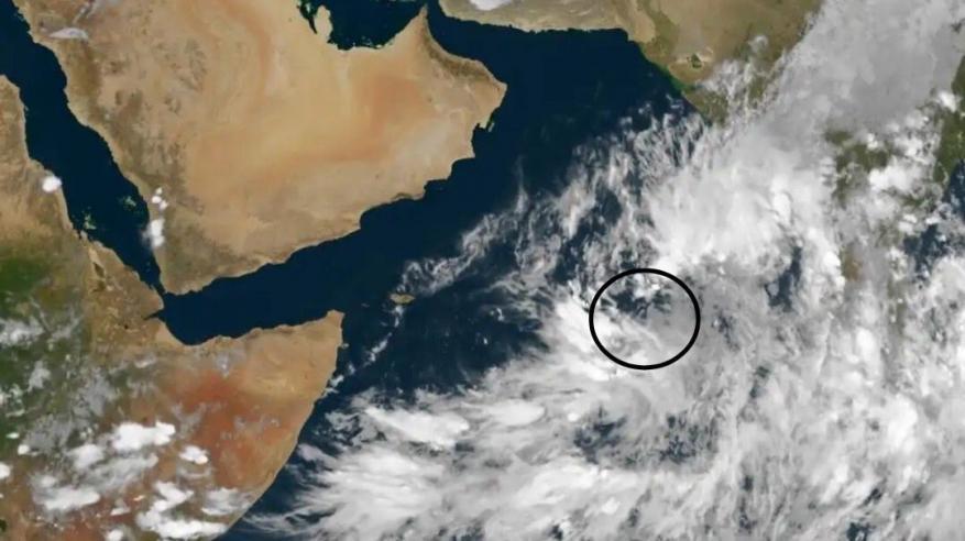 مؤشرات قوية لتشكل حالة مدارية في بحر العرب