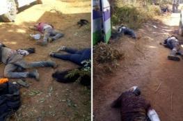 مقتل 37 شخصًا في هجوم ببوركينا فاسو