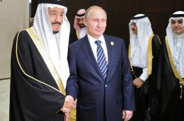 بوتين يزور السعودية والإمارات.. ويعد بدور رئيسي في تخفيف التوتر بالمنطقة