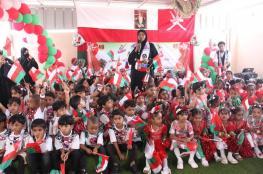 روضة العيجة بصور تحتفل بالعيد الـ 48 المجيد