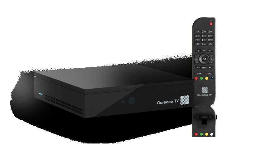 Ooredoo تواصل تقديم خدمة Ooredoo TV