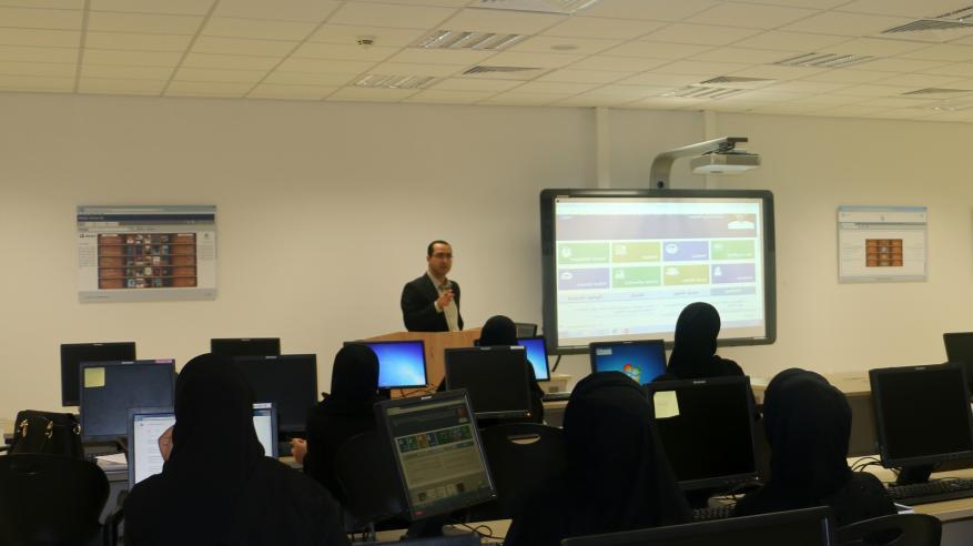 جامعة ظفار تنظم ورشة حول البحث عن الوظائف إلكترونيا